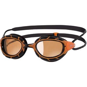 Zoggs Predator Polarized Ultra Brille orange/black/copper orange/black/copper