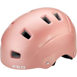 KED Risco Helmet rose matt star rose matt star
