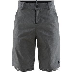 Craft Ride Habit Shorts Herren dark grey melange dark grey melange