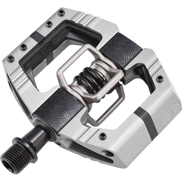 Crankbrothers Mallet E Enduro LS Pedals silber