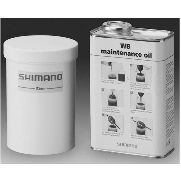 Shimano Wartungs-Set für Getriebenaben