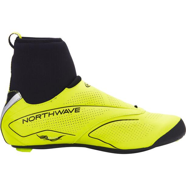 Northwave Flash Arctic GTX Road Shoes Herren yellow fluo