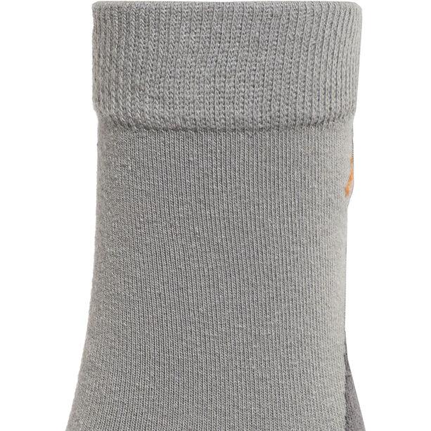 axant Trekking Socken 3er Pack Kinder grey-orange