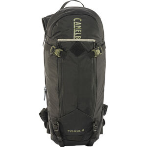 CamelBak T.O.R.O. Protector 8 Backpack dry black/burnt olive dry black/burnt olive
