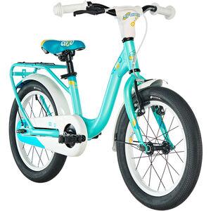 s'cool niXe 16 alloy Lightblue Matt bei fahrrad.de Online
