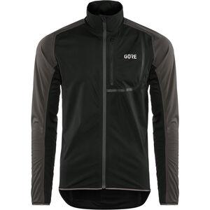 GORE WEAR C3 Gore Windstopper Jacket Herren black/terra grey black/terra grey