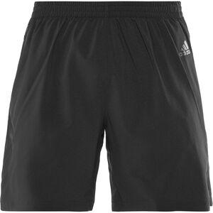 "adidas Response Shorts 7"" Herren black/black black/black"