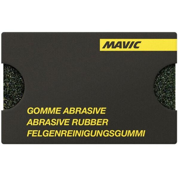 Mavic Abrasive Rubber Felgen-Reinigunsgummi oliv