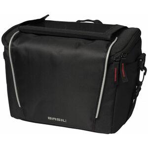 Basil Sport Design Lenkertasche 7l schwarz schwarz