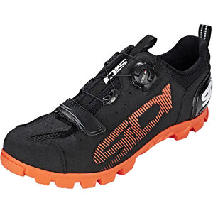 Sidi SD15 Shoes Herren black/orange black/orange