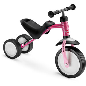 Puky Pukymoto Kinderfahrzeug Kinder berry/rosé berry/rosé