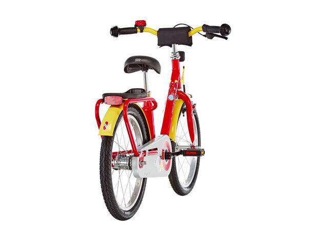 Puky Z 8 Fahrrad Kinder rot rot