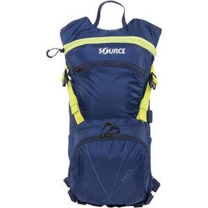 SOURCE Rapid Backpack Trinkrucksack 3 L Dark Blue/Green bei fahrrad.de Online