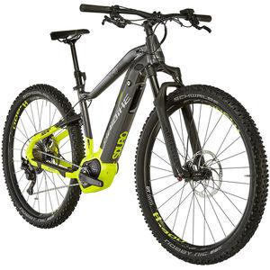 HAIBIKE SDURO HardNine 9.0 Titan/Lime/Schwarz bei fahrrad.de Online