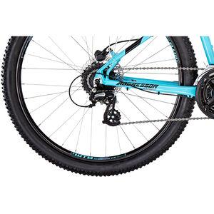 GT Bicycles Aggressor Expert gloss aqua blue/black/red bei fahrrad.de Online