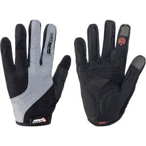 Red Cycling Products Longfinger Race Bike Gloves black-grey black-grey
