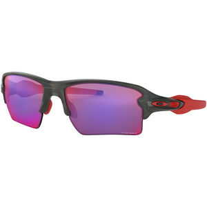 Oakley Flak 2.0 XL Sunglasses matte grey smoke/prizm road matte grey smoke/prizm road