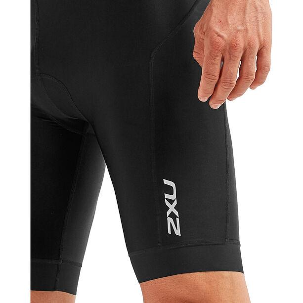 2XU Perform Front Zip Trisuit Herren black/black