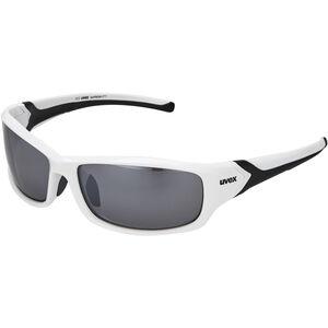 UVEX sportstyle 211 Glasses white black white black