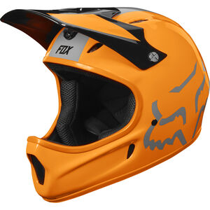 Fox Rampage Full Face Helmet Herren atomic orange atomic orange