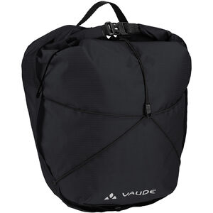 VAUDE Aqua Front Light Pannier 2 Pieces black black