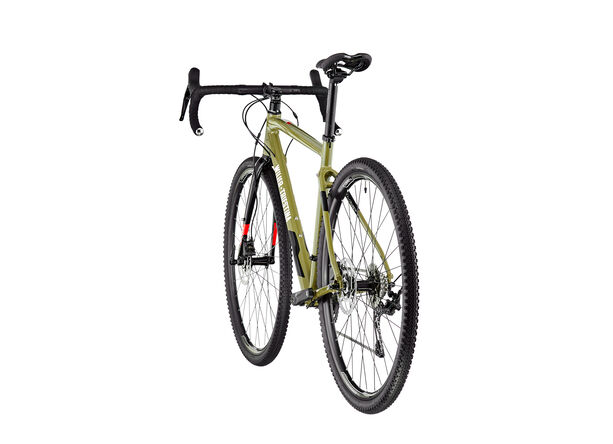 Wilier Jareen green/black
