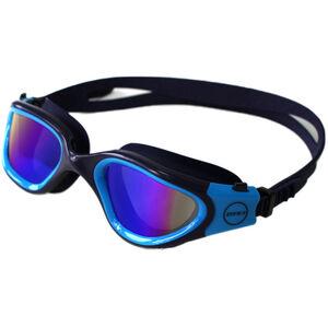 Zone3 Vapour Schwimmbrille Polarized polarized lens-navy/blue polarized lens-navy/blue