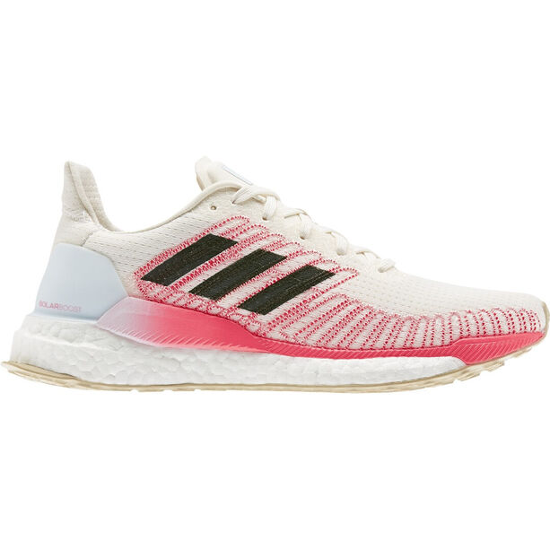 adidas Solar Boost 19 Schuhe Damen chalk white/tech indigo/glory pink