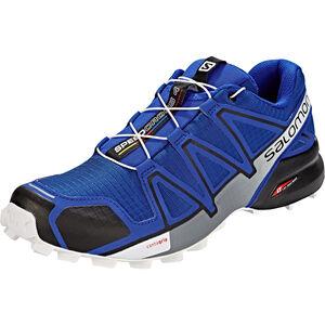 Salomon Speedcross 4 Shoes Herren mazarine blue wil/black/white mazarine blue wil/black/white