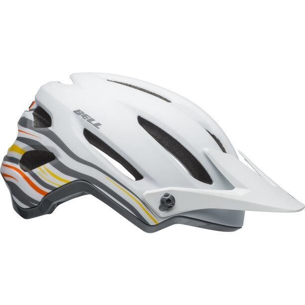 Bell 4Forty MIPS Helmet rush matte/gloss white/orange