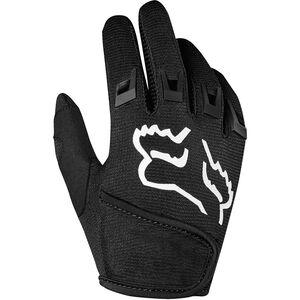 Fox Kids Dirtpaw Gloves Jungs black black