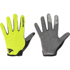 bluegrass Magnete Lite Gloves safety yellow/white bei fahrrad.de Online