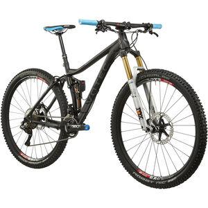 VOTEC VX Evo Trail Fully anodized black matt/dark grey glossy bei fahrrad.de Online