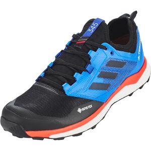 adidas TERREX Agravic XT GTX Shoes Herren core black/core black/blue beauty core black/core black/blue beauty