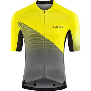 Giro Chrono Pro Jersey Herren citron green shadow citron green shadow