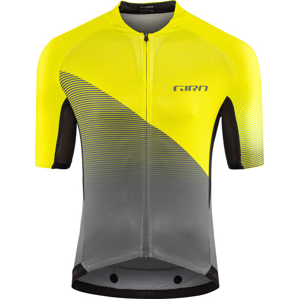 Giro Chrono Pro Jersey Herren citron green shadow