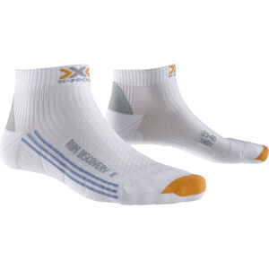 X-Socks Run Discovery New Socks Damen white white