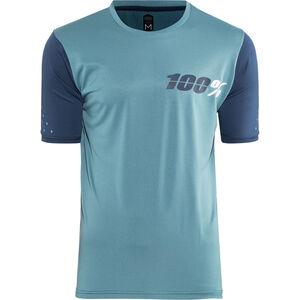 100% Ridecamp Jersey Herren slate blue slate blue