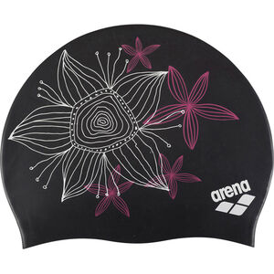 arena Sirene Cap hand draw-black