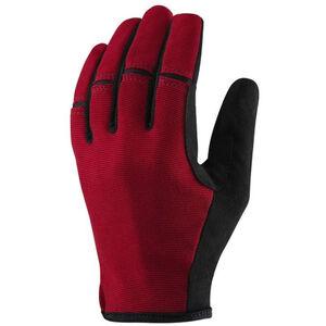 Mavic Essential LF Shell Gloves Herren red red