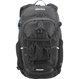 SOURCE Paragon Backpack 25 L Black/Red bei fahrrad.de Online