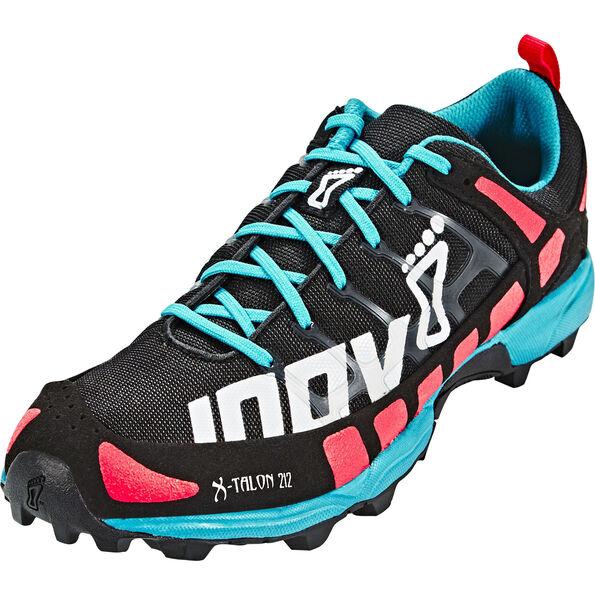 inov-8 X-Talon 212 Shoes black/pink/teal