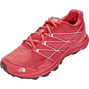 The North Face Litewave Endurance Shoes Women Cayenne Red/Tropical Peach bei fahrrad.de Online