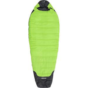 Nordisk Abel -2° Sleeping Bag XL peridot green/black peridot green/black