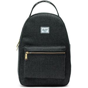 Herschel Nova Small Backpack 14l black crosshatch black crosshatch