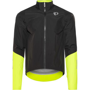PEARL iZUMi Pro Pursuit WxB Softshell Jacket Men Black/Screaming Yellow bei fahrrad.de Online