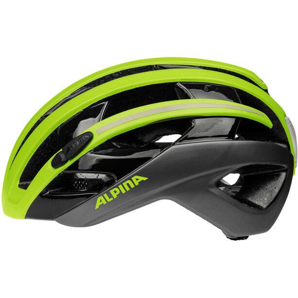 Alpina Campiglio Helmet be visible