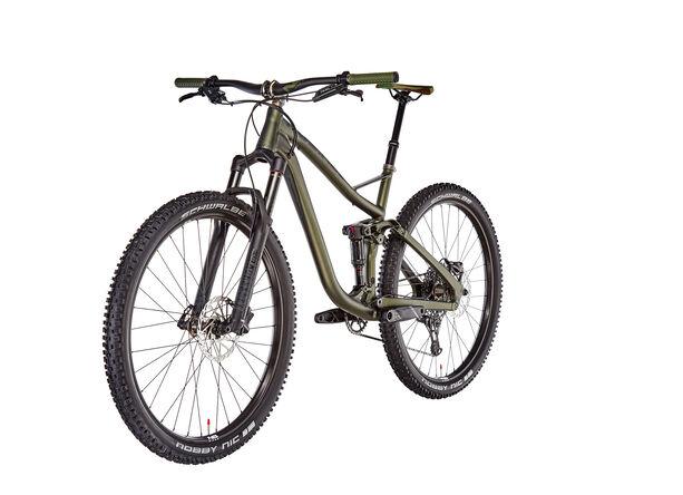 "NS Bikes Snabb 130 Plus 2 29"" Herren army green"