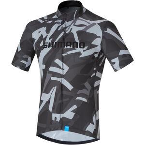 Shimano Team Jersey Herren gray gray