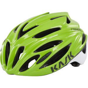 Kask Rapido Helm grün grün